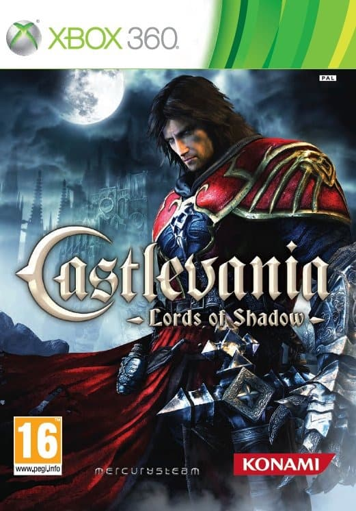 Jaquette Castlevania: Lords of Shadow