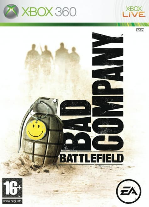 Jaquette Battlefield Bad Company