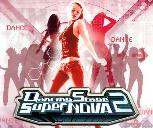 Jaquette Dancing Stage SuperNova 2