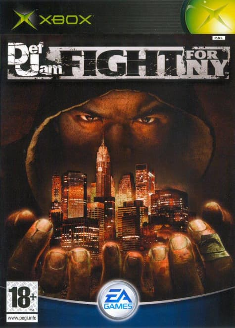 Jaquette Def Jam : Fight for NY