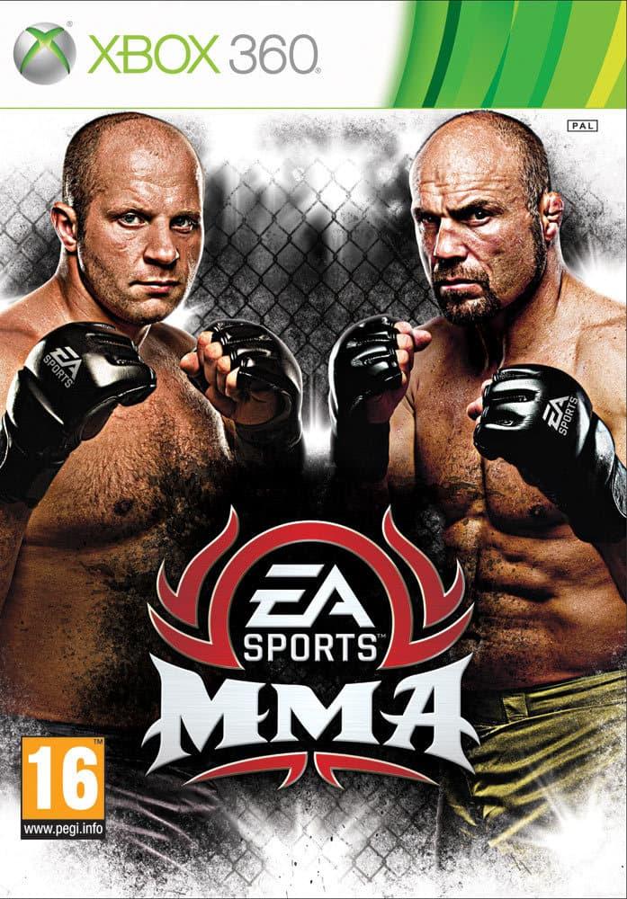 Jaquette EA Sports MMA 2