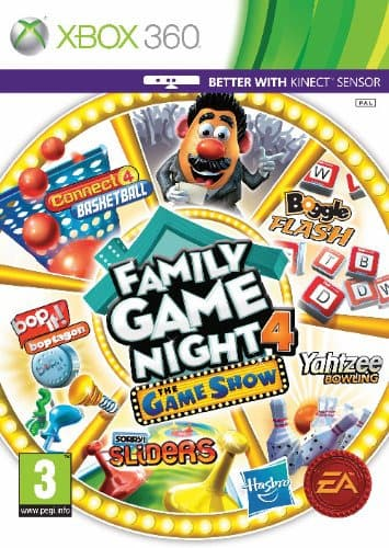 Jaquette Family Game Night 4 : The Game Show