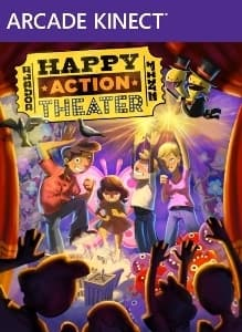 Jaquette Happy Action Theater