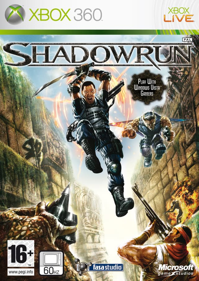 Jaquette Shadowrun