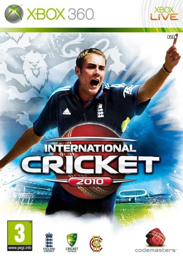 Jaquette International Cricket 2010