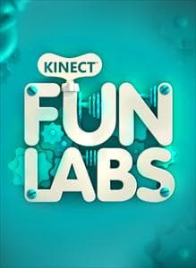 Jaquette Kinect Fun Labs