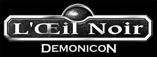 Jaquette L'Oeil Noir : Demonicon