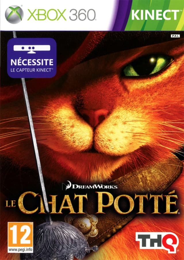 Jaquette Le Chat Potté