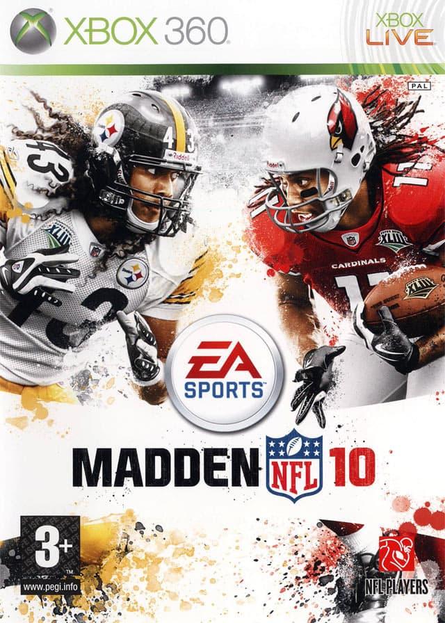 Jaquette Madden NFL 10