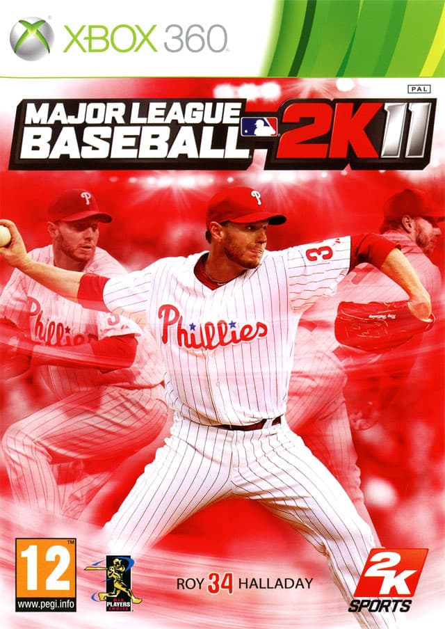 Jaquette Major League Baseball 2K11