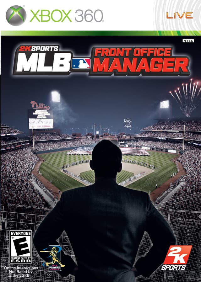 Jaquette MLB Front Office Manager