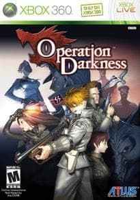 Jaquette Operation Darkness