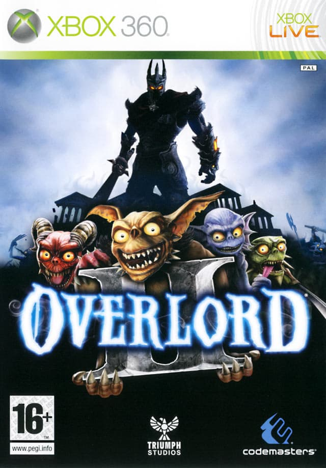Jaquette Overlord II
