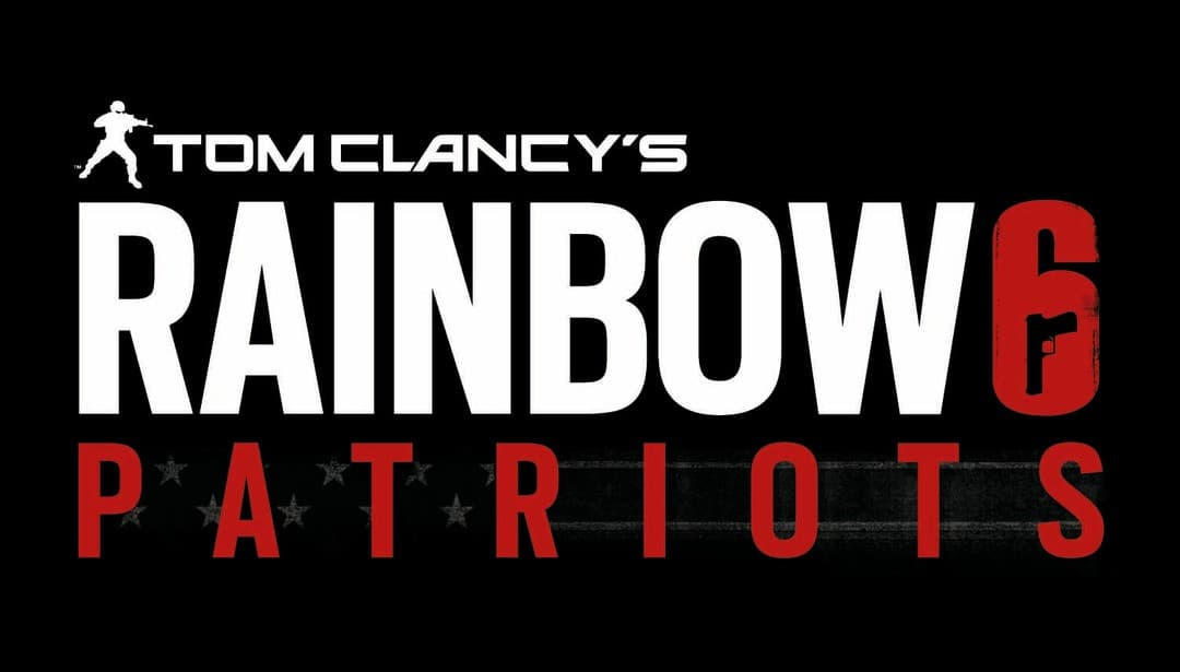 Jaquette Rainbow 6 : Patriots