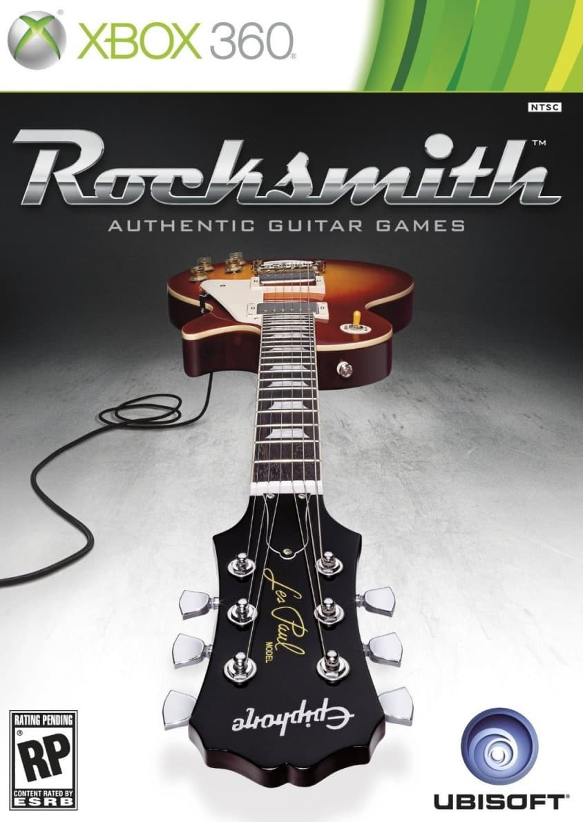 Jaquette Rocksmith
