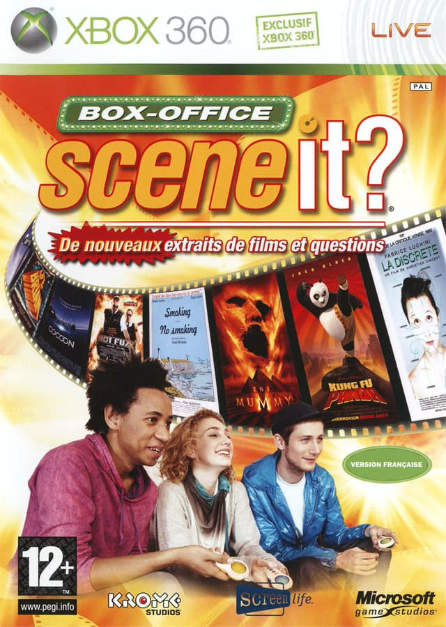 Jaquette Scene it ? Box Office
