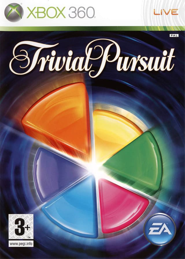 Jaquette Trivial Pursuit