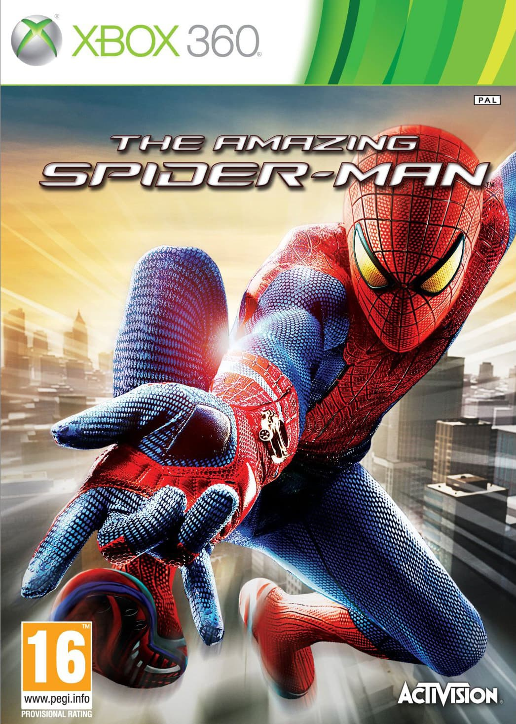 Jaquette The Amazing Spider-Man