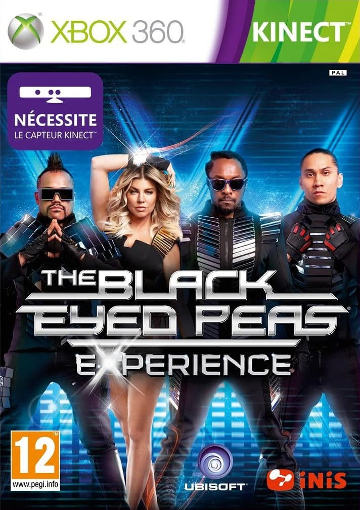 Jaquette The Black Eyed Peas Experience