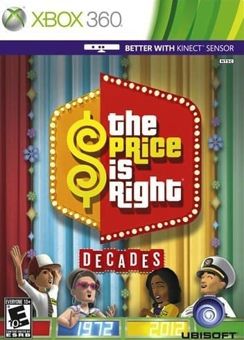Jaquette The Price Is Right Decades