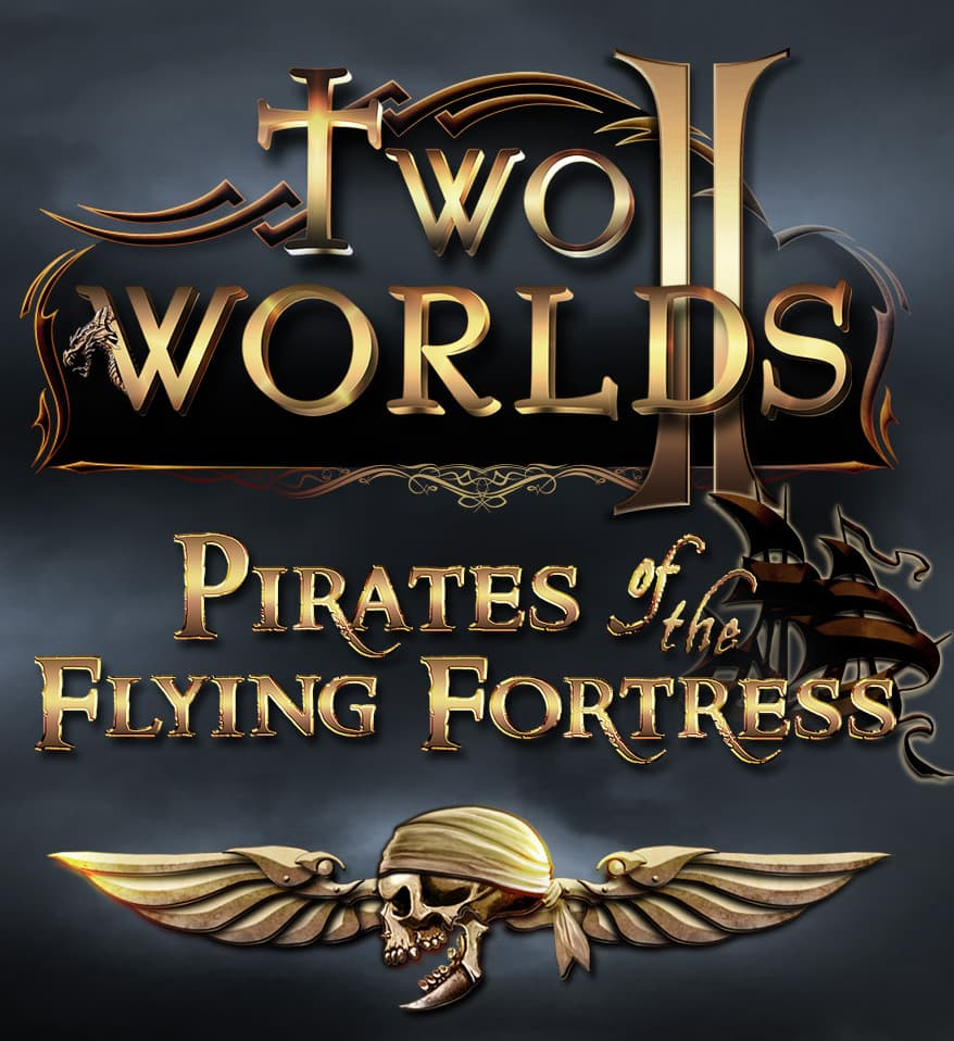 Jaquette Two Worlds II : Pirates of the Flying Fortress