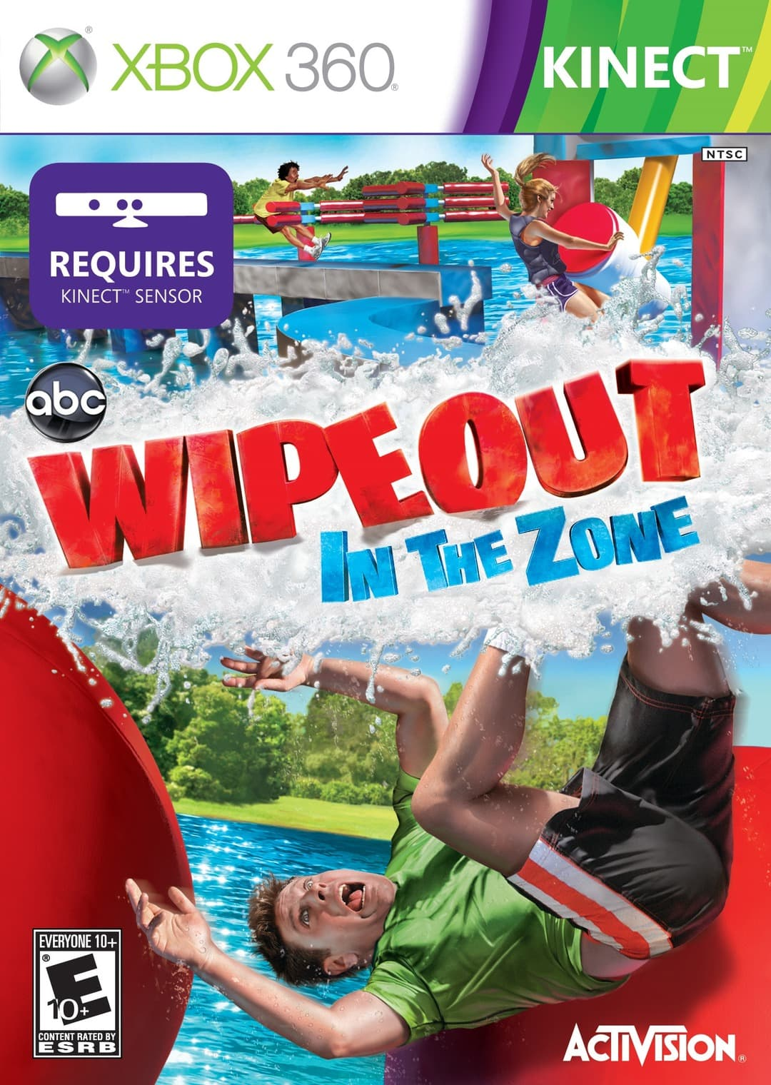 Jaquette Wipeout in the Zone