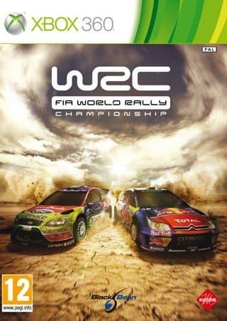 Jaquette WRC