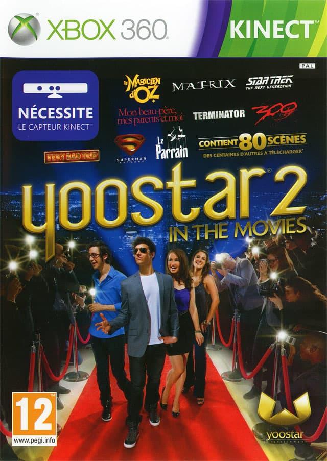 Jaquette Yoostar 2