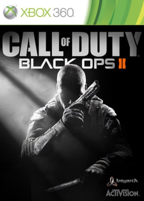 Jaquette Call of Duty : Black Ops 2