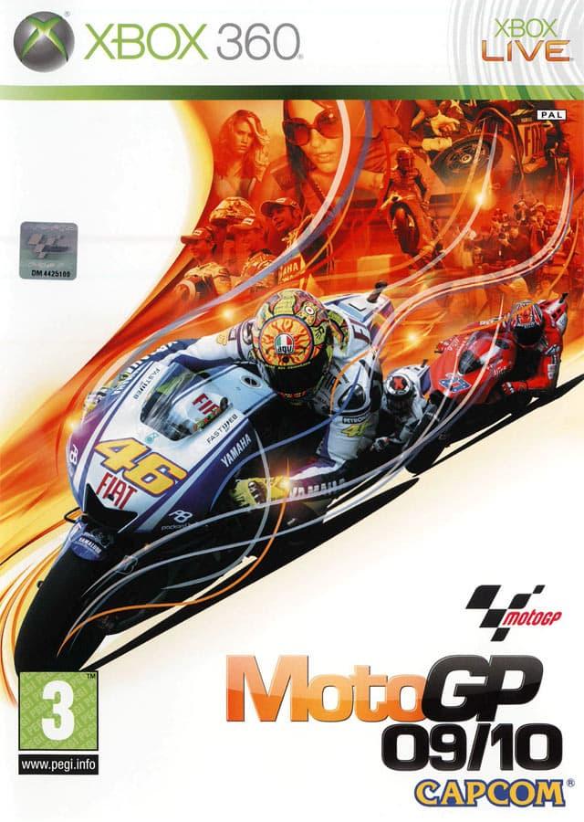 Jaquette MotoGP 09/10