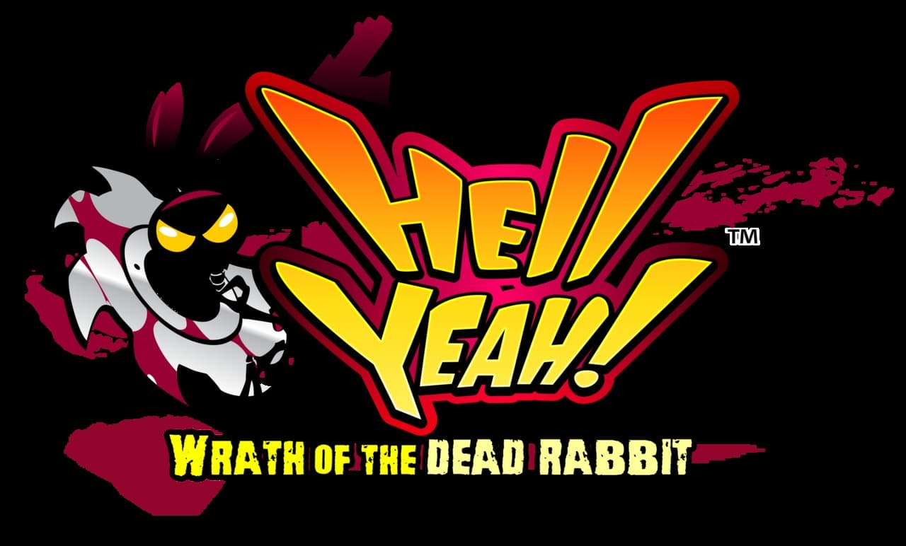 Jaquette Hell Yeah! : Wrath of the Dead Rabbit