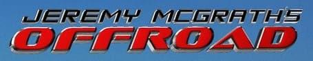 Jaquette Jeremy McGrath's Offroad Racing