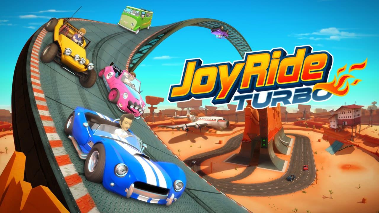 Jaquette Joy Ride Turbo