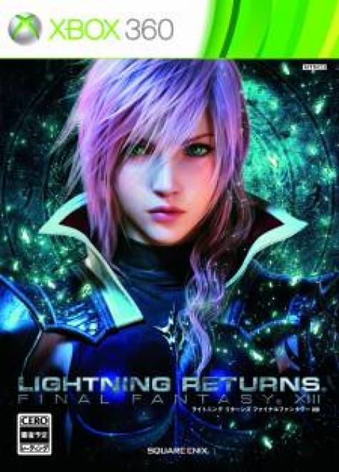 Jaquette Lightning Returns : Final Fantasy XIII
