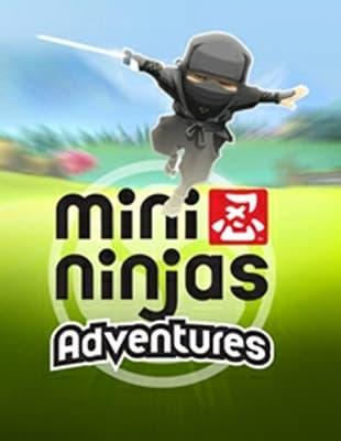 Jaquette Mini Ninjas Adventures
