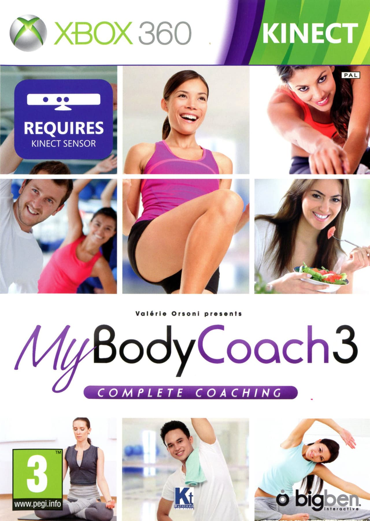 Jaquette My Body Coach 3