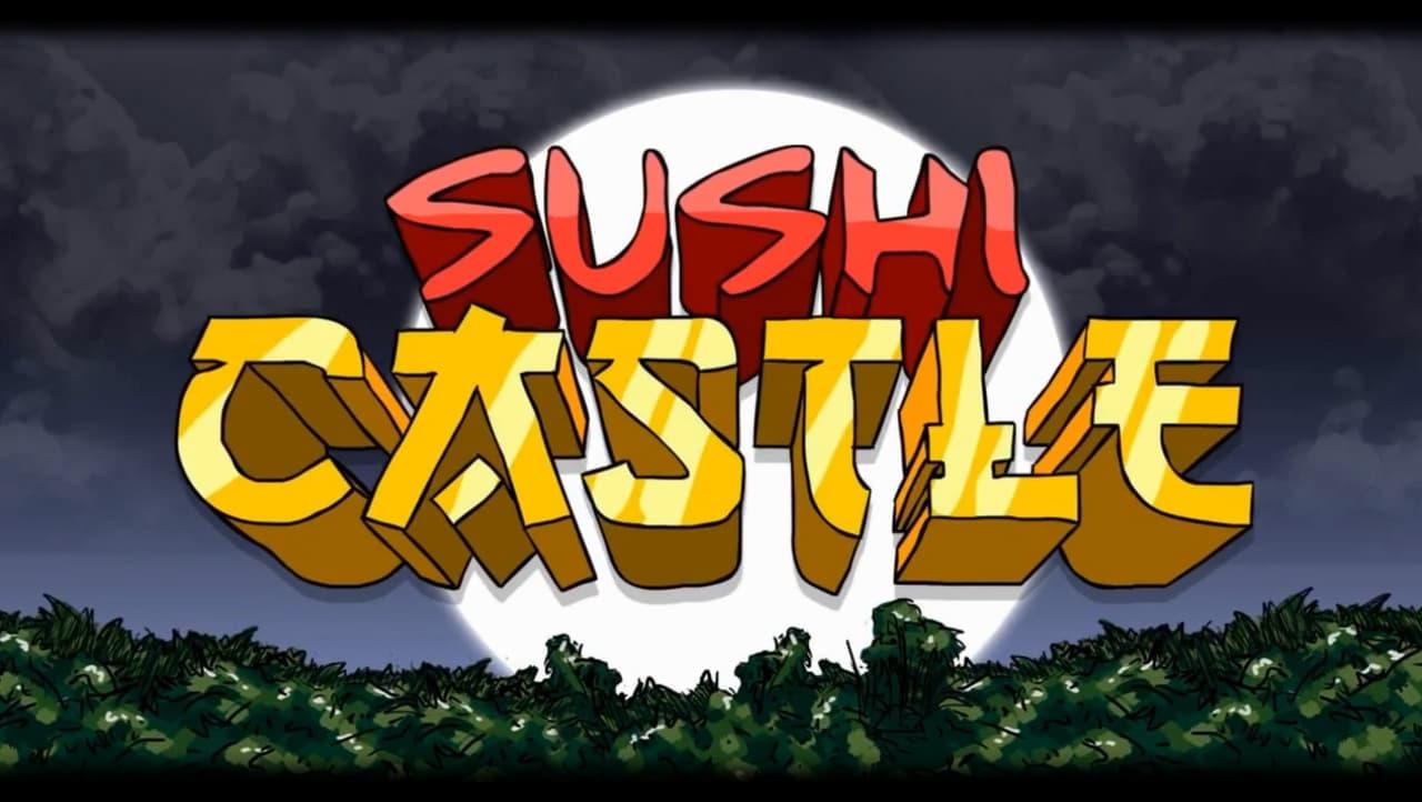 Jaquette Sushi Castle