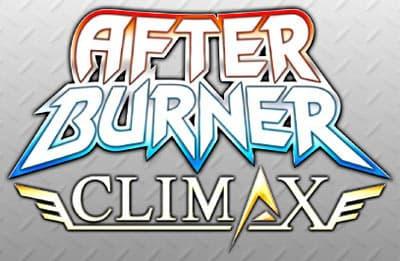 Jaquette After Burner Climax