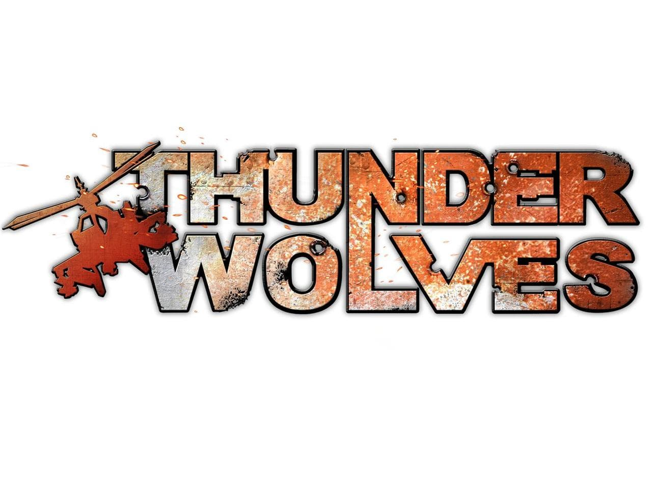 Jaquette Thunder Wolves
