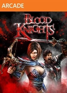 Jaquette Blood Knights