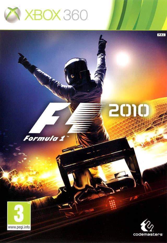 Jaquette F1 2010