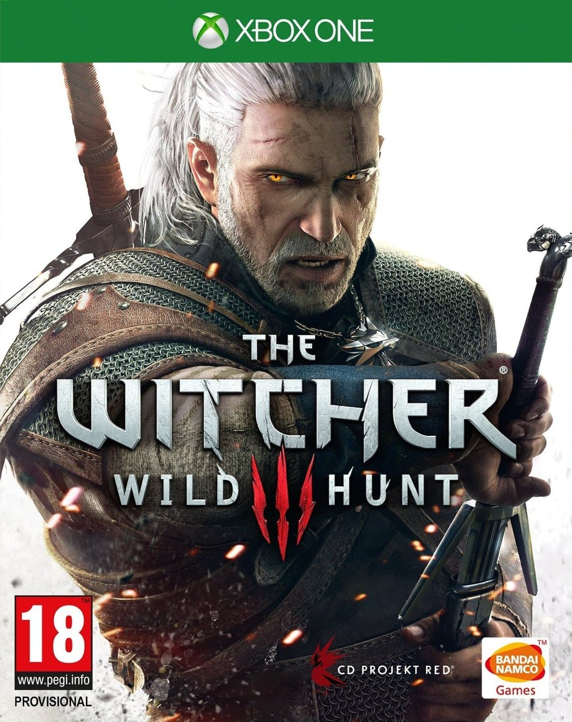 Jaquette The Witcher 3: Wild Hunt