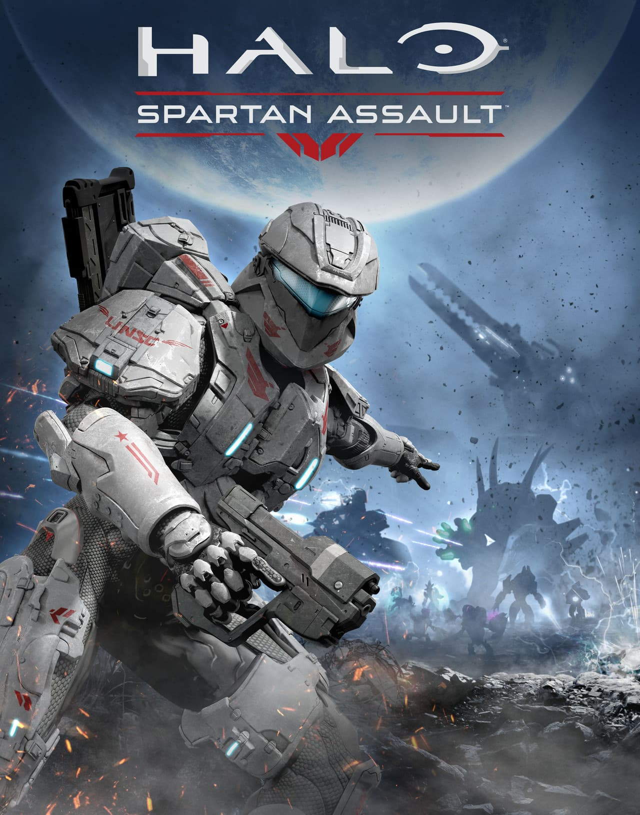 Jaquette Halo: Spartan Assault