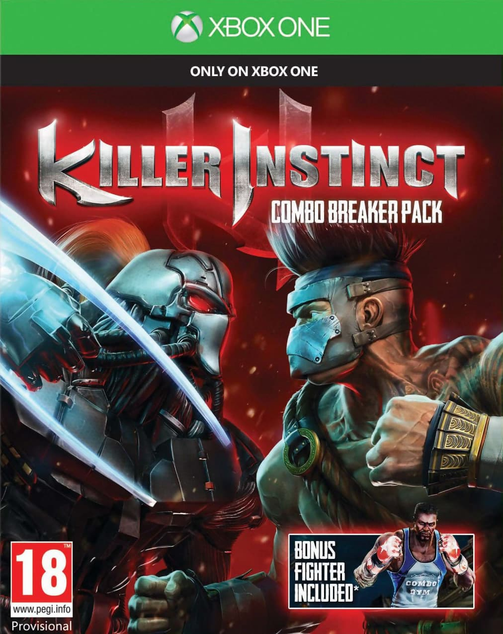 Jaquette Killer Instinct