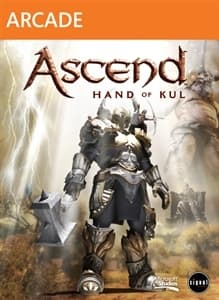 Jaquette Ascend: Hand of Kul