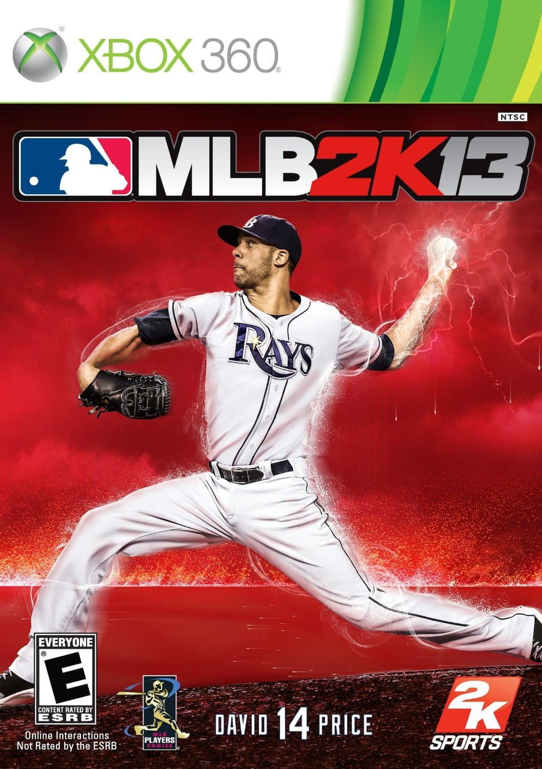Jaquette Major League Baseball 2K13