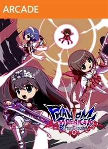 Jaquette Phantom Breaker Battle Grounds