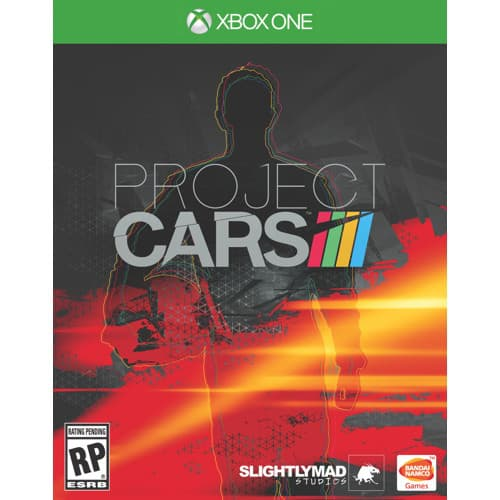 Jaquette Project CARS