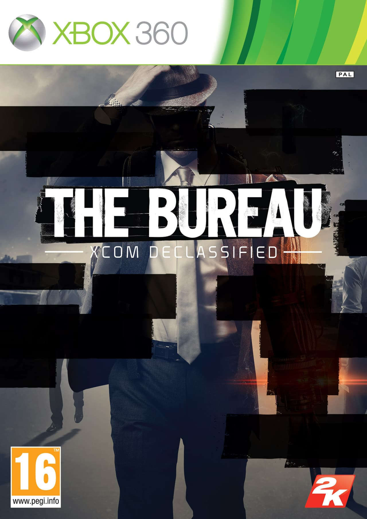 Jaquette The Bureau : XCOM Declassified