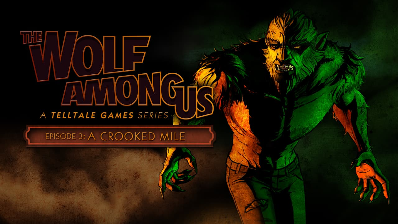 Jaquette The Wolf Among Us : Episode 3 - A Crooked Mind